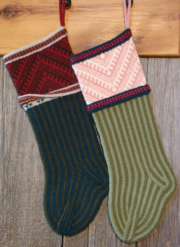 kit secrets christmas stocking by judys colors