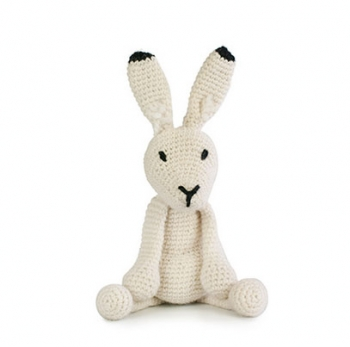 The Yarn Barn LLC: ANIMAL- Matilda the Artic Hare Kit by Toft