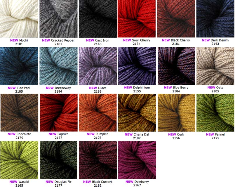 The Yarn Barn LLC: YARN: VINTAGE DK by Berroco
