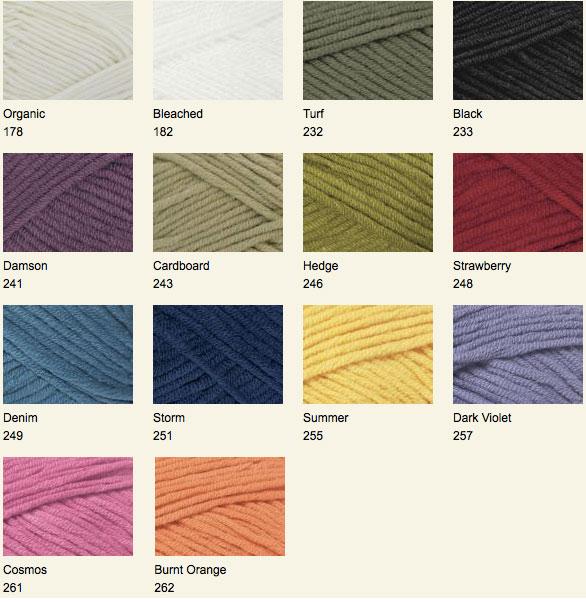 the yarn barn llc all seasons cotton by rowan yarns on sale